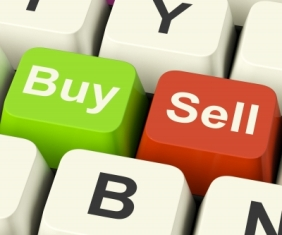 """""""BUY"""" and """"SELL"""" buttons on keyboard"""