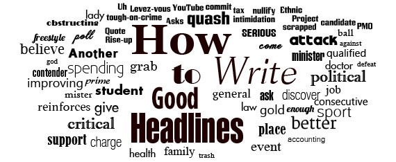 "tag cloud ""how to write"""