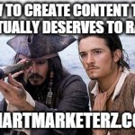 How To Create Content That Actually Deserves To Rank