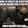 How to Create an Effective Online Marketing Strategy
