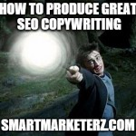 How to Produce Great SEO Copywriting