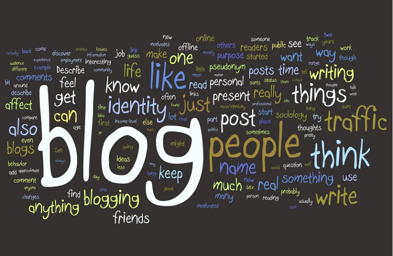 Image result for images for the words blogging is best
