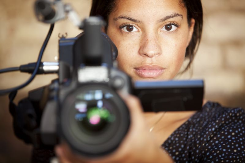 woman-recording-a-video